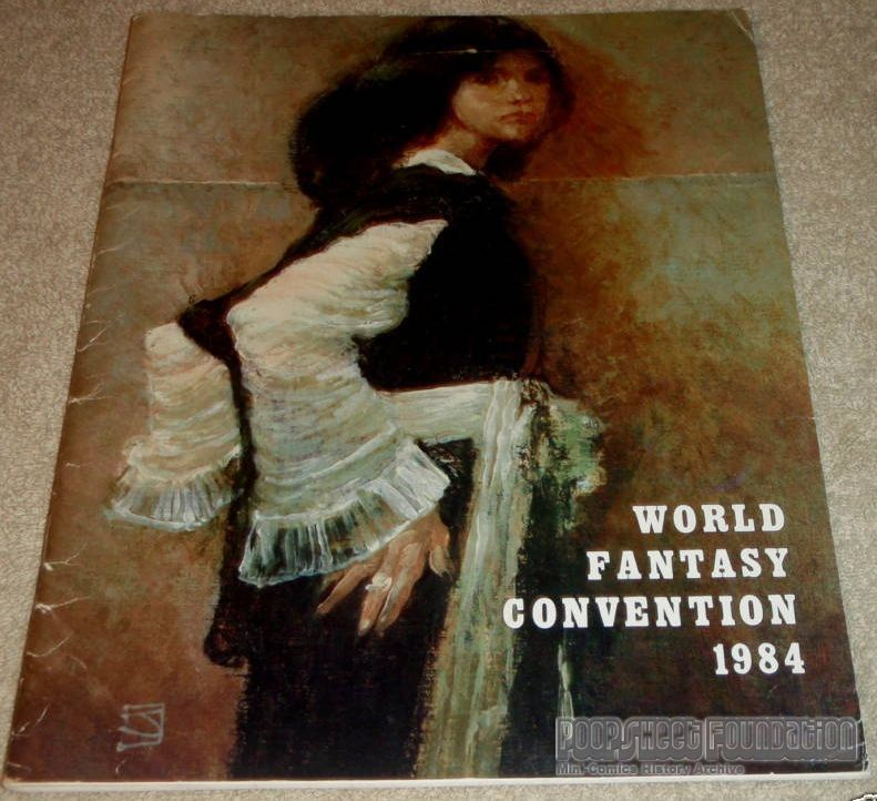 World Fantasy Convention 1984 program