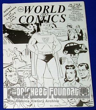 World of Comics #1