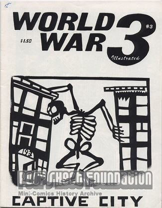 World War 3 Illustrated #3