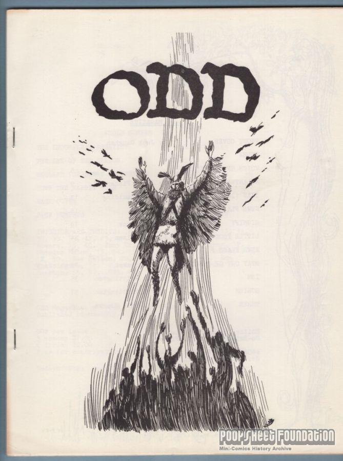 Odd Magazine #15