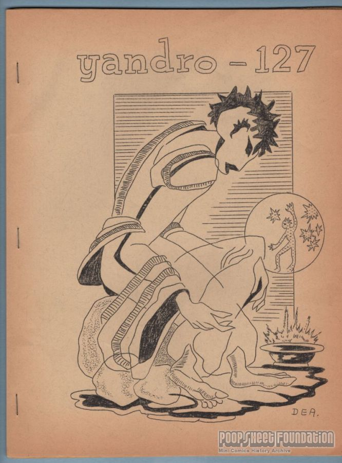 Yandro #127 (Vol. 11, #8)