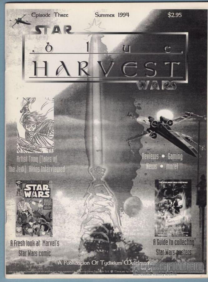 Blue Harvest #03