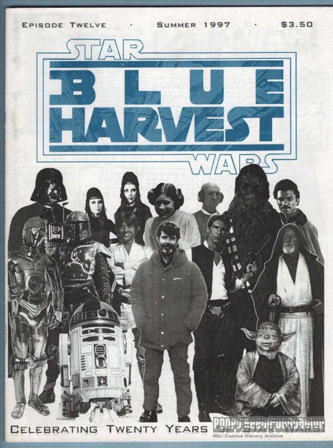 Blue Harvest #12