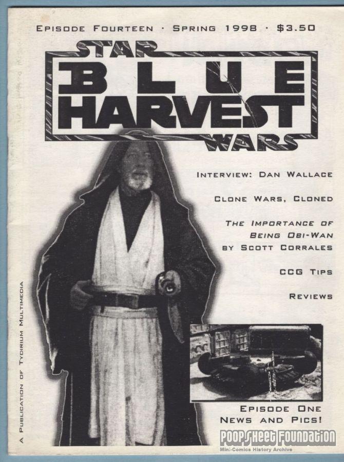 Blue Harvest #14