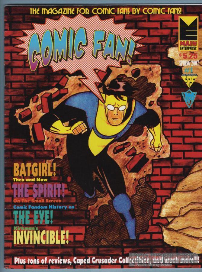 Comic Fan! #1