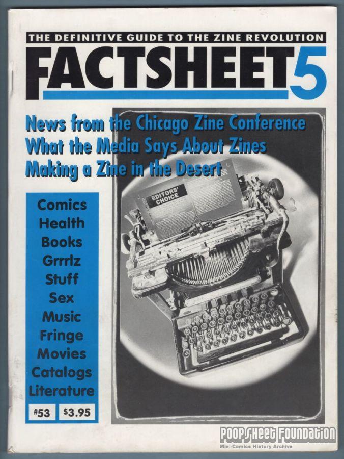 Factsheet Five #53