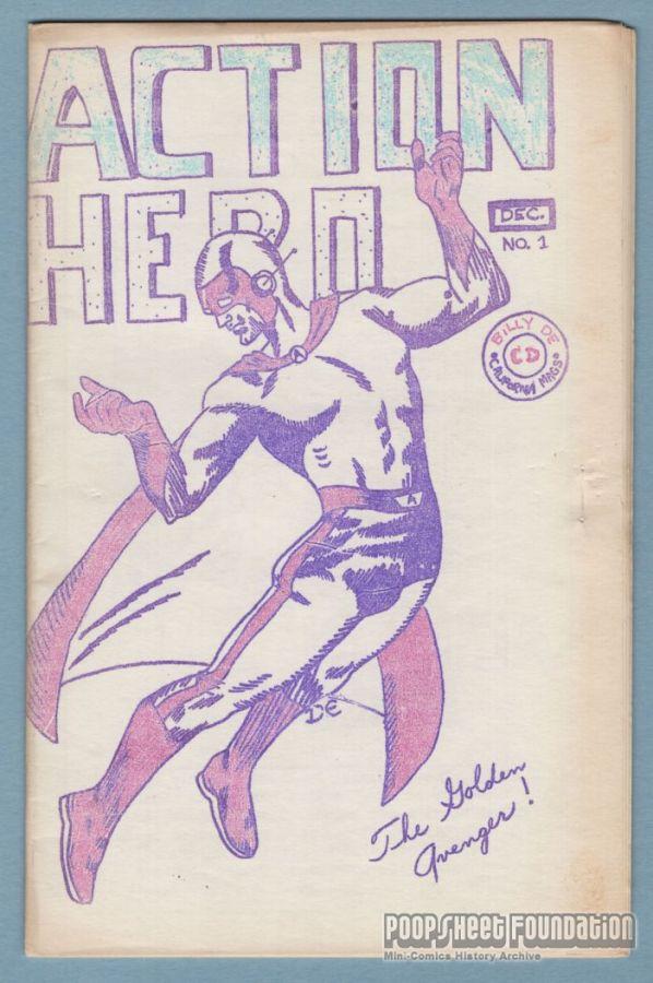 Action Hero #1