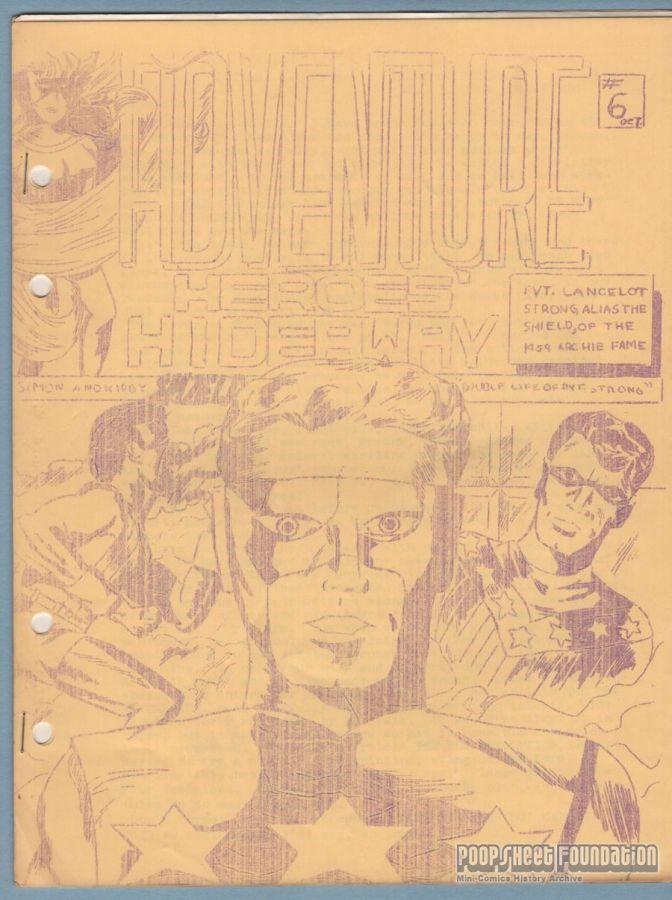 Adventure Heroes' Hide-a-way #06