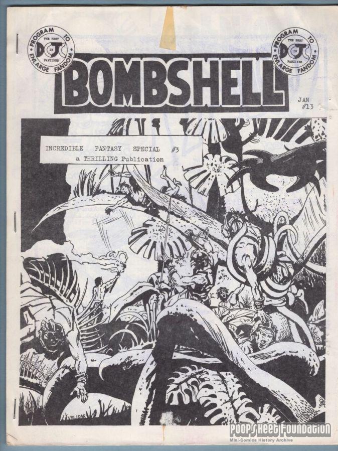 Bombshell #13