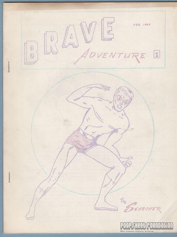 Brave Adventure #1