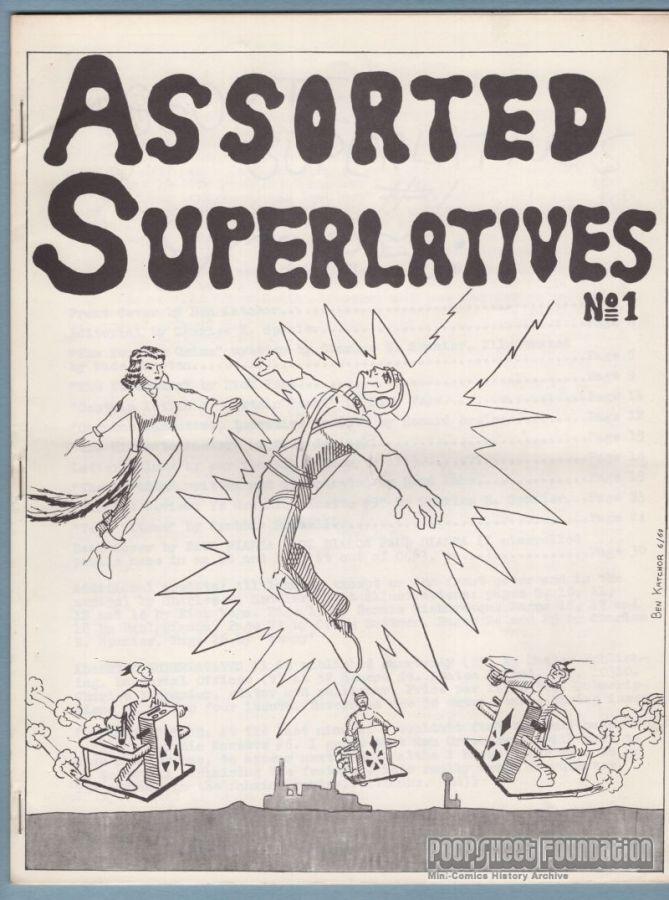 Assorted Superlatives #1