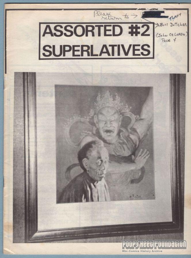 Assorted Superlatives #2