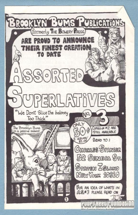 Assorted Superlatives #3 flyer