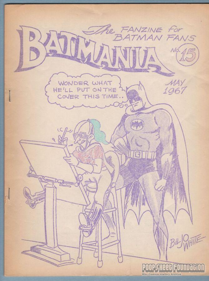 Batmania #15