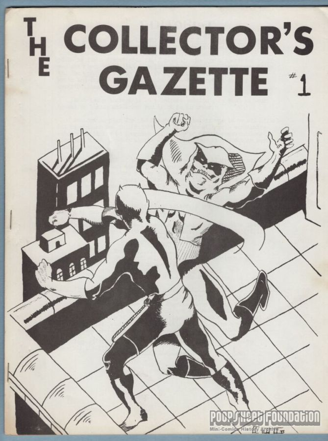 Collector's Gazette, The #1