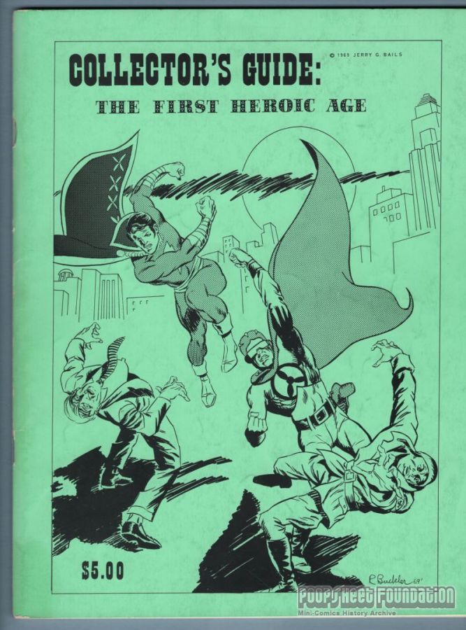 Collector's Guide: The First Heroic Age