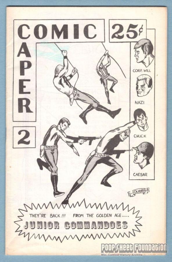 Comic Caper #2