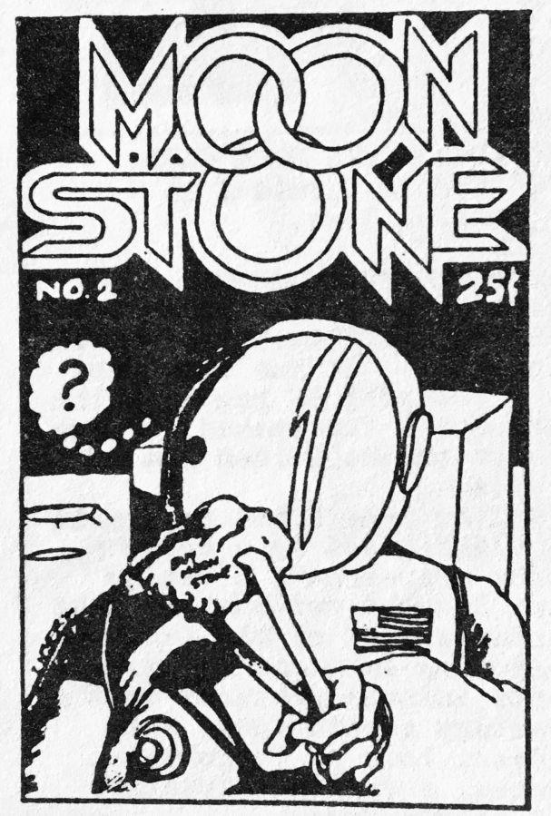 Moon Stone #2