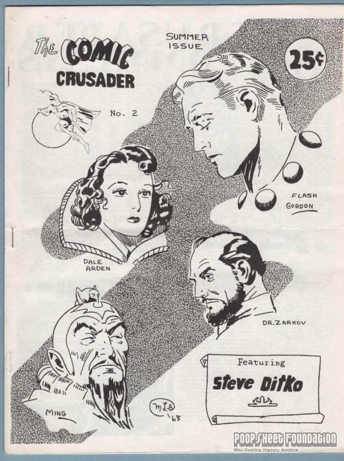 Comic Crusader #02