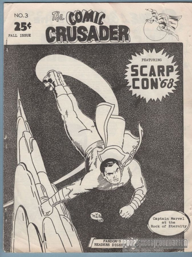 Comic Crusader #03