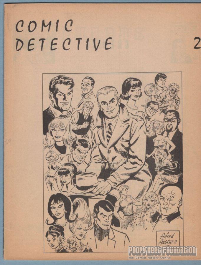 Comic Detective #2
