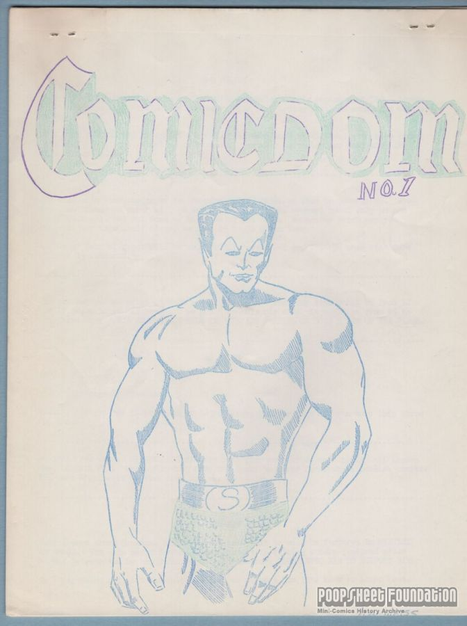 Comicdom #1