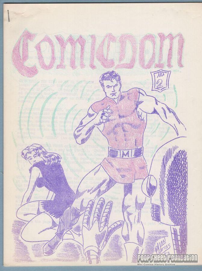 Comicdom #2