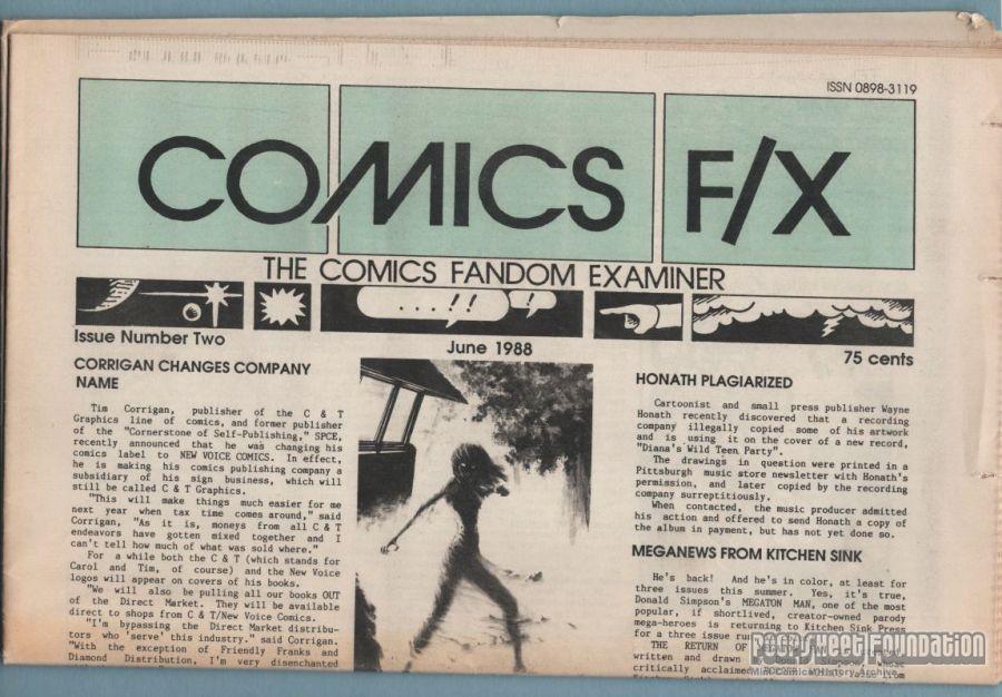 Comics F/X #02