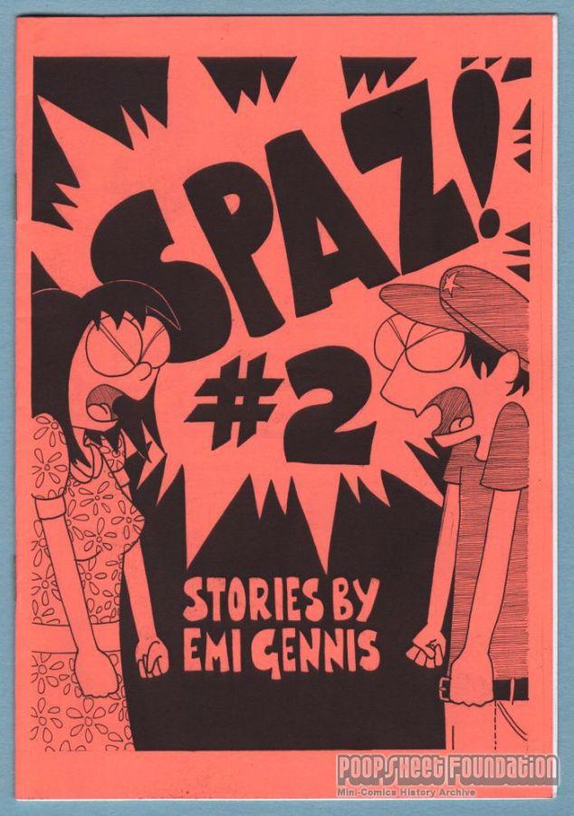 Spaz! #2