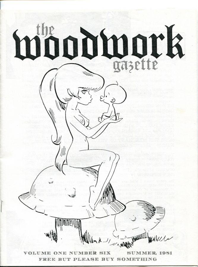 Woodwork Gazette, The #6