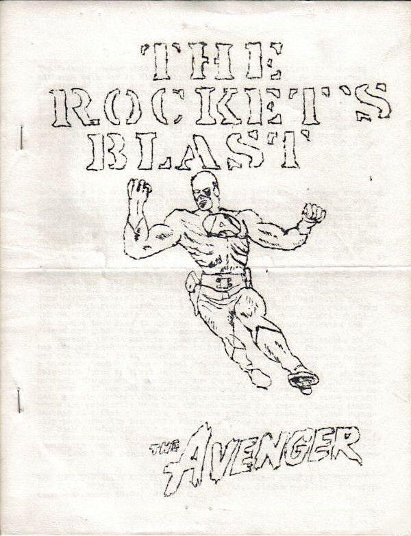 Rocket's Blast #011