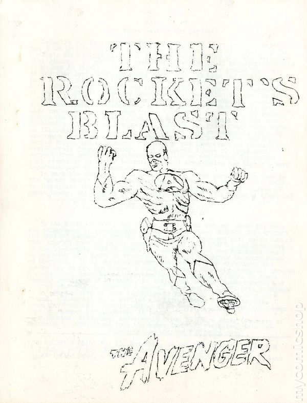 Rocket's Blast #012