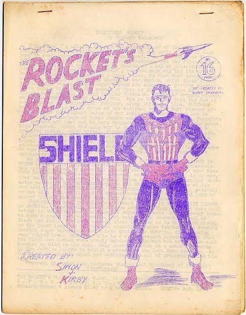 Rocket's Blast #016