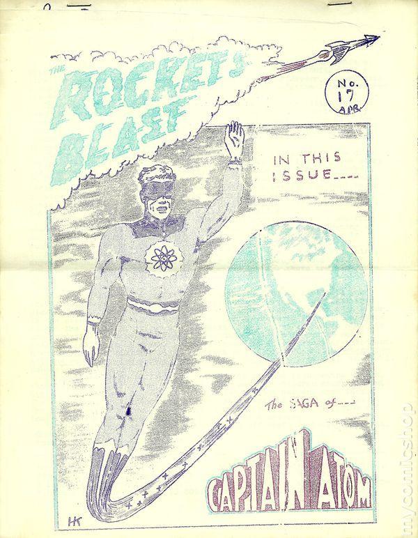 Rocket's Blast #017
