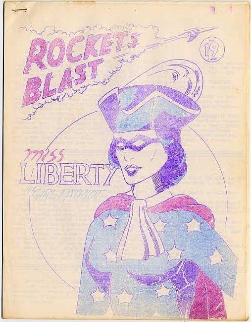 Rocket's Blast #019