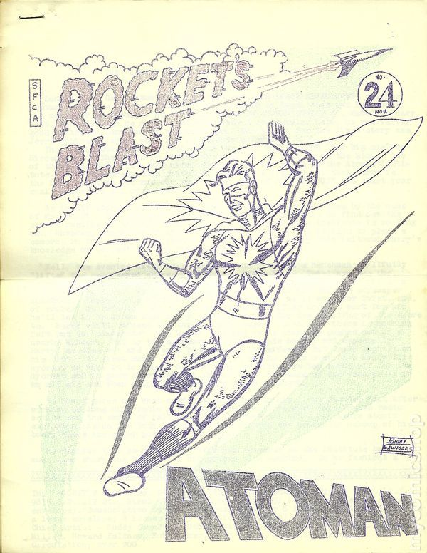 Rocket's Blast #024