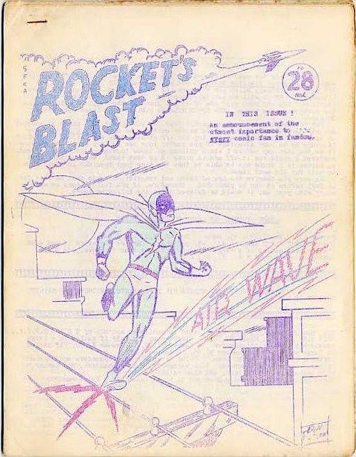 Rocket's Blast #028