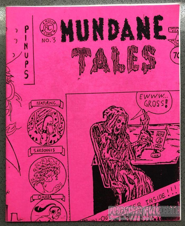 Mundane Tales #3