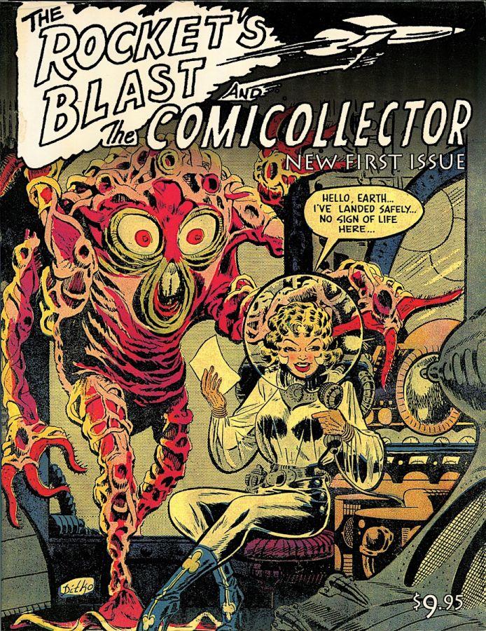 Rocket's Blast Comicollector / RBCC Vol. 2, #1