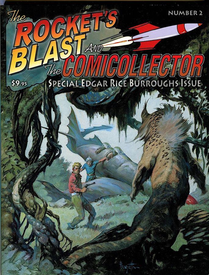 Rocket's Blast Comicollector / RBCC Vol. 2, #2