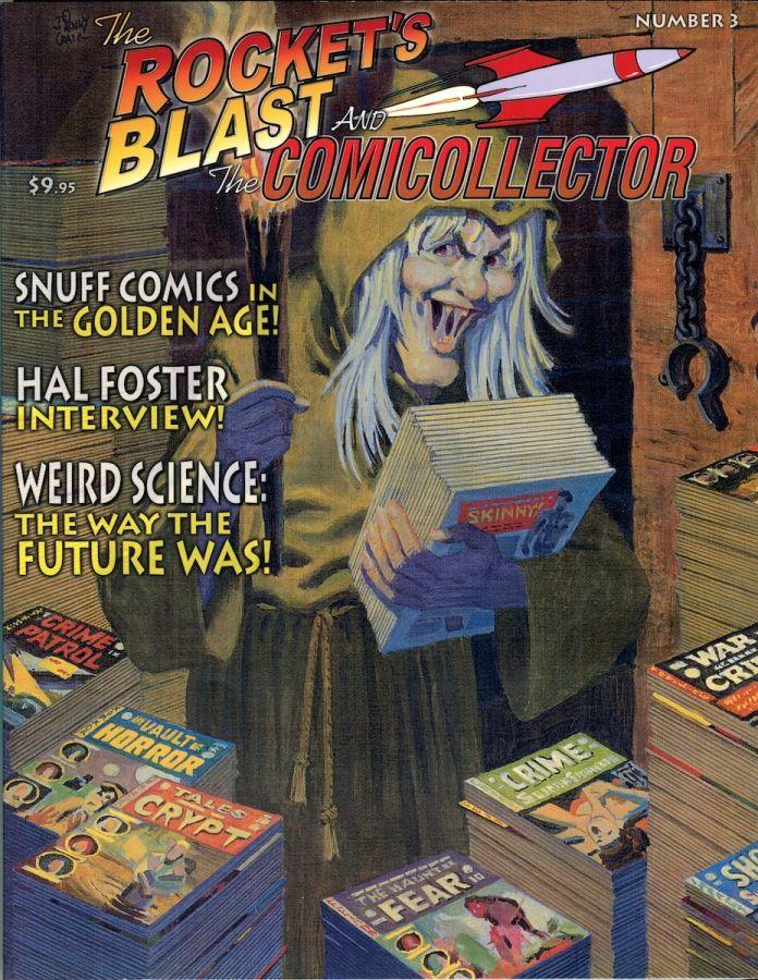 Rocket's Blast Comicollector / RBCC Vol. 2, #3