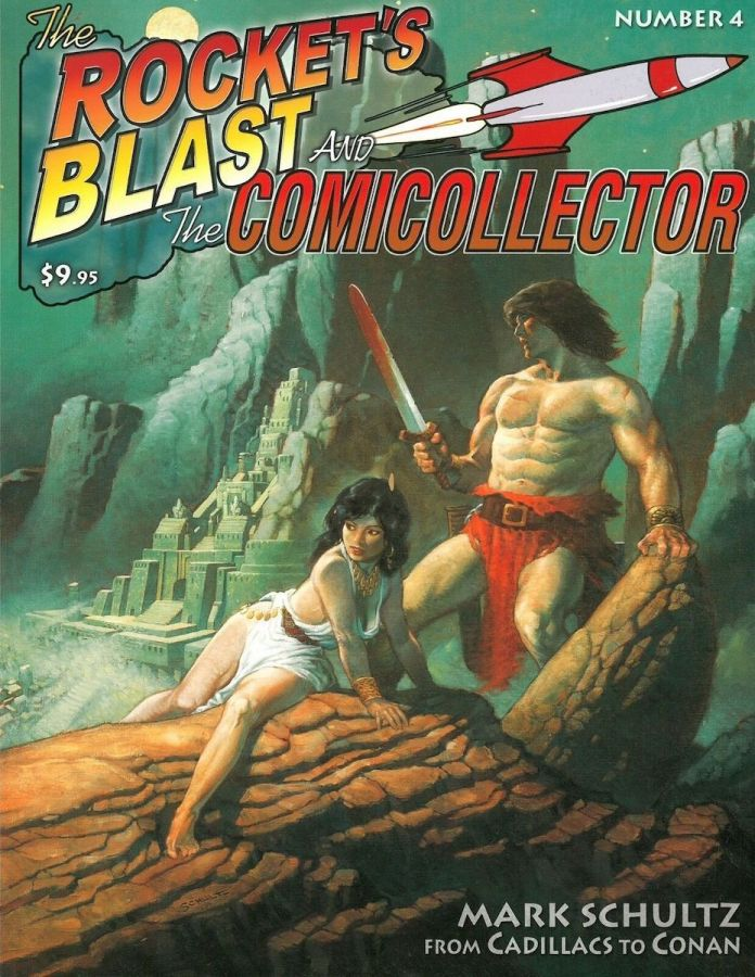 Rocket's Blast Comicollector / RBCC Vol. 2, #4