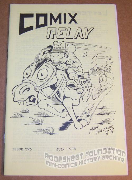 Comix Relay #2