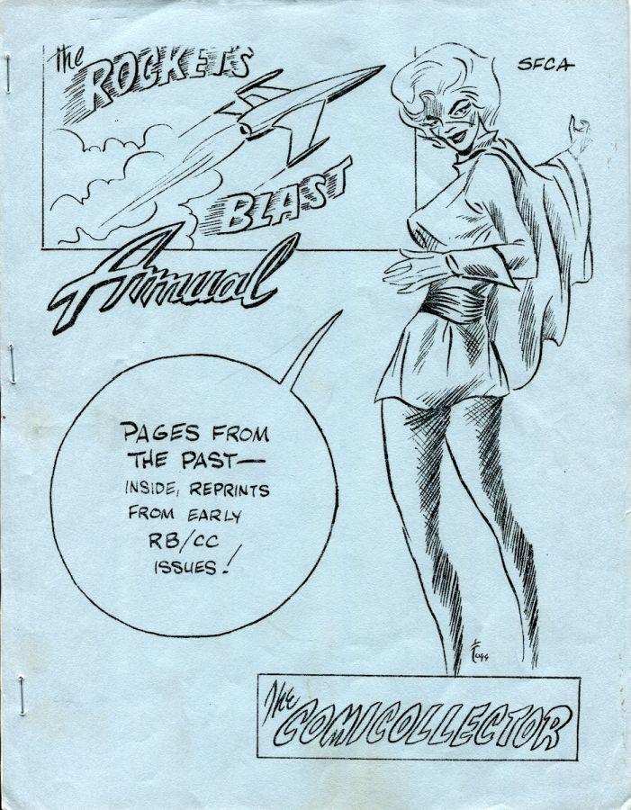 Rocket's Blast Annual