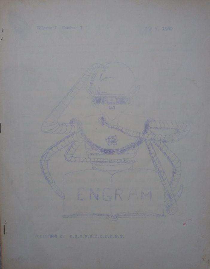 Engram Vol. 1, #1