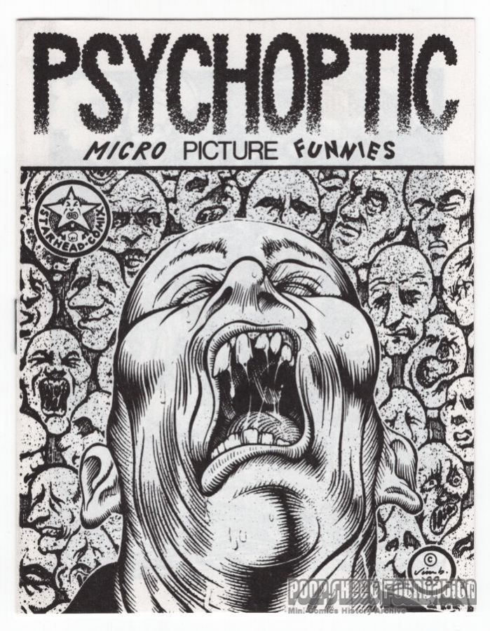 Psychoptic Micro Picture Funnies
