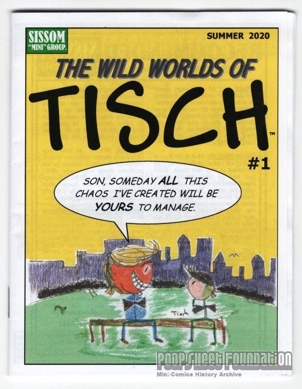 Wild Worlds of Tisch, The #1