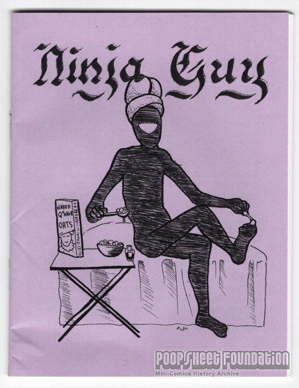 Ninja Guy #5
