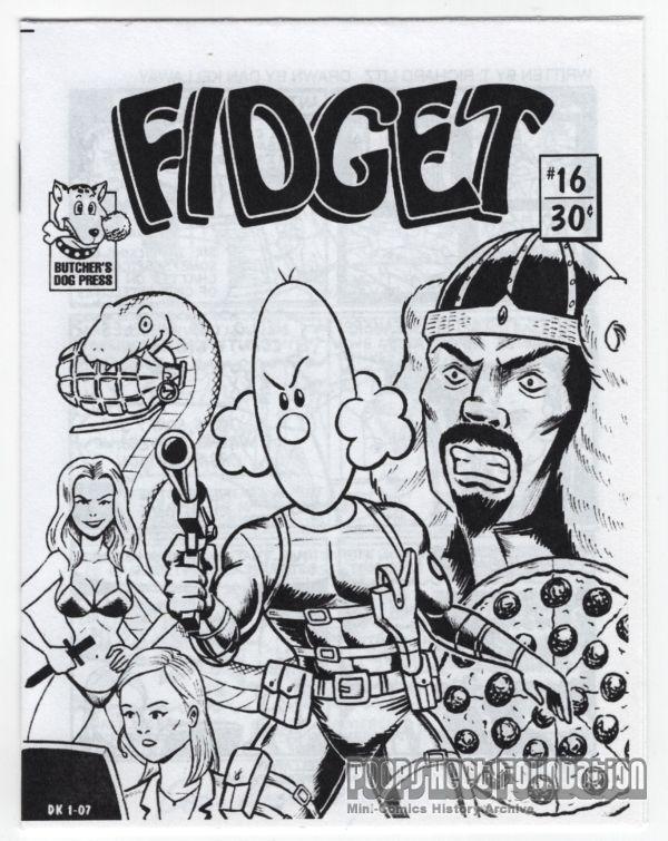 Fidget #16