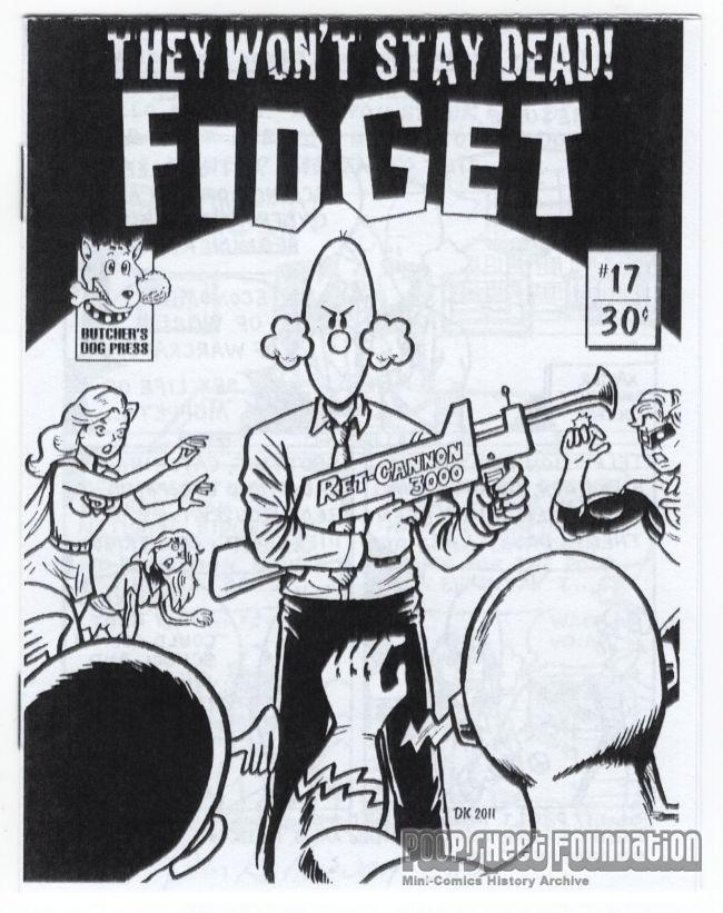 Fidget #17